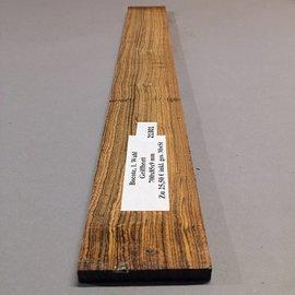 Bocote Griffbrett ca. 700 x 85 x 9 mm
