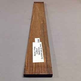 Bocote Fingerboard, approx. 700 x 85 x 9 mm