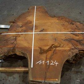 Sapeli Mahagony table top, approx.  2200 x 1800 x 52 mm