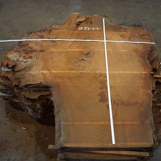 Sapeli Mahagony table top, approx. 2200 x 1700 x 52 mm