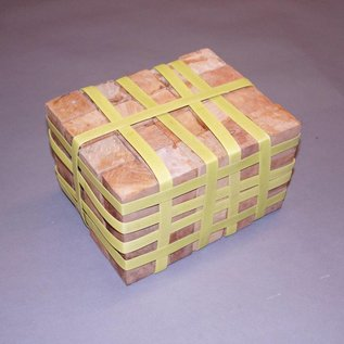 Golden Madrone Messergriffe Set, 40 x 40 x 120 mm, 2,8 kg