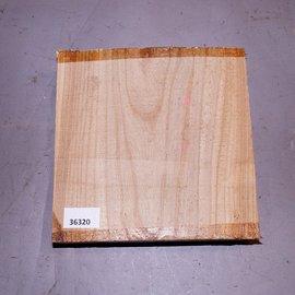 Elm, approx. 220 x 215 x 52mm, 1,6 kg