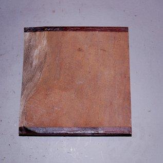 Spiegelplatane gedämpft ca. 200 x 200 x 45 mm, 1,3 kg