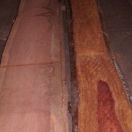 Bubinga lumber on request