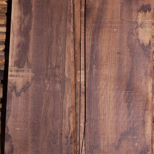 Smoked Oak lumber on request