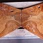 Kampfer Tischplatte, ca. 800 x 700 x 48 mm, 18 kg, 11098