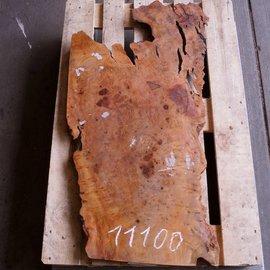 Kampfer Tischplatte, ca. 1100 x 530 x 45 mm, 20 kg, 11100