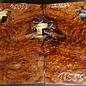 Kampfer Tischplatte, ca. 1050 x 680 x 55/44 mm, 67 kg, 11555+11094