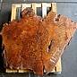 Kampfer Tischplatte, ca. 1050 x 1000 x 65 mm, 52 kg, 11558