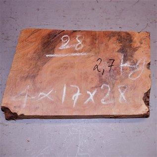 Sindora Maser ca. 270 x 180 x 50 mm, 2,6 kg
