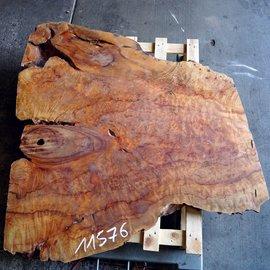 Kampfer Tischplatte, ca. 1200 x 1150 x 55-60 mm, 53 kg, 11576