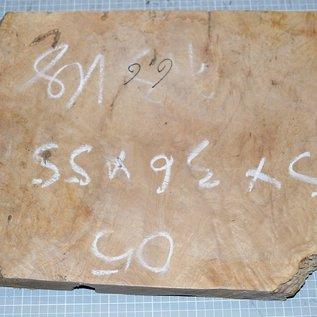 Lagerströmia Maser, ca. 540 x 360 x 50 mm, 6,5 kg