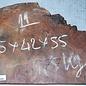 Sindora Burl, approx. 550 x 360 x 50 mm, 7,5 kg