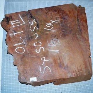 Sindora Maser, ca. 500 x 500 x 55 mm, 12,8 kg