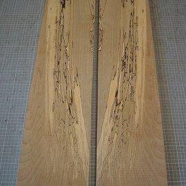Gestockte Buche, Aufleimer/Tops, 2x ca. 950 x 190 x 10 mm