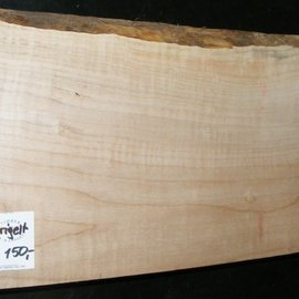 Softmaple Body fiddleback, approx. 553 x 207 x 56 mm 21036