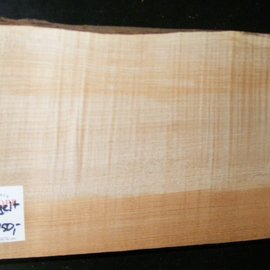 Softmaple Body fiddleback, approx. 558 x 213 x 54 mm 21033