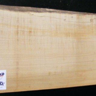 Softmaple Body fiddleback, approx. 547 x 202 x 54 mm 21027