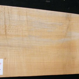 Softmaple Body fiddleback, approx. 556 x 212 x 54 mm 21016