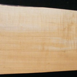 Softmaple Body fiddleback, approx. 563 x 206 x 53 mm 21014