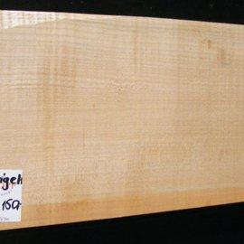 Softmaple Body fiddleback, approx. 555 x 205 x 54 mm 21007