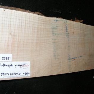 Softmaple Body geriegelt, ca. 557 x 207 x 57 mm