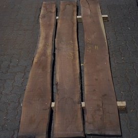 Black Walnut lumber, 26 mm, 0,134 m³, KD, 1171
