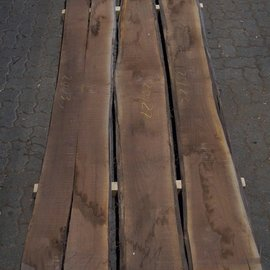 Black Walnut lumber, KD, 26 mm, 0,206 m³, 1170