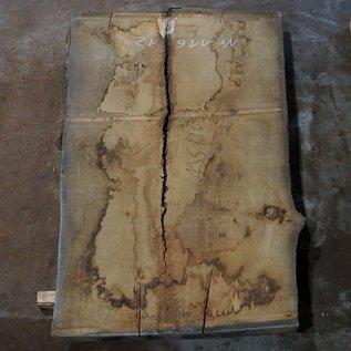 Eiche Tischplatte, ca. 1950 x 1080 x 65 mm, 11612