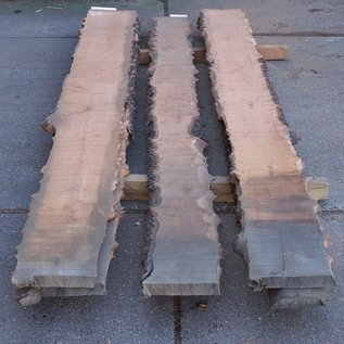 Servicetree fiddleback, 35 mm thick, lumber, 6 boules, ELR-7A