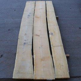 Cherry EU fiddleback, 35 mm thick, lumber, 8 boules, KBR-1