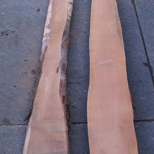 Servicetree fiddleback, 52+26 mm thick, lumber, 7 boules, ELR-20