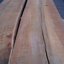 Servicetree fiddleback, 65 mm thick, lumber, 9 boules, ELR-11