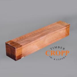 Cropp timber Div. Maße - Curupay Negro Kantel