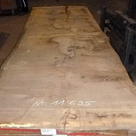 Cropp timber Oak table top, approx. 3900 x 1150 x 65 mm, 11695