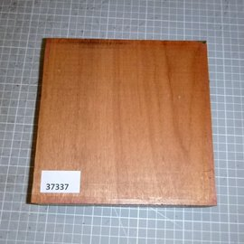 Tigerwood ca. 178 x 178 x 53 mm, 1,5 kg