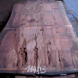 Cropp timber Redwood Tischplatte, ca. 1800 x 1500 x 90 mm, 11443