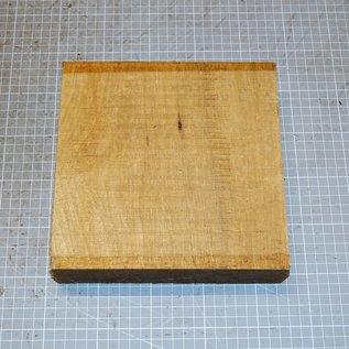 Black Limba, approx. 210 x 210 x 52 mm, 1,6 kg