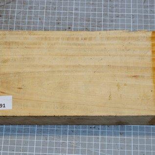 Satinwood, lemon, approx. 290 x 140 x 50 mm, 2 kg