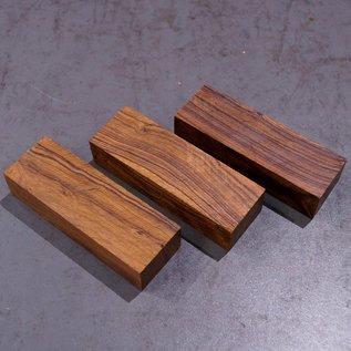 Mex. Wüsteneisenholz Messergriff, ca. 120 x 40 x 30 mm