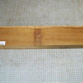 Iroko, Kambala, approx. 500 x 120 x 52 mm, 2,3 kg