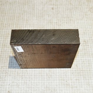 Wenge, ca. 210 x 210 x 52 mm, 2,2 kg