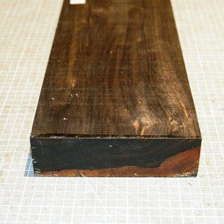 Macassar Ebony, approx. 400 x 160 x 45 mm, 3 kg