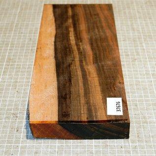 Makassar Ebenholz, ca. 360 x 140 x 30 mm, 1,5 kg