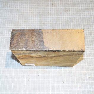 Afrikanische Kernbirke, ca. 210 x 210 x 62 mm, 2,9 kg