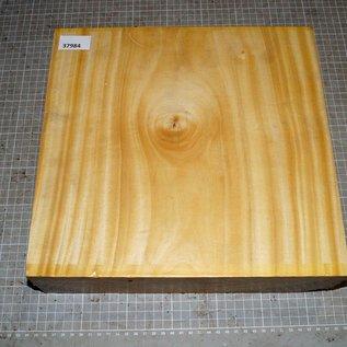 Satin, Zitronenholz, ca. 300 x 320 x 85 mm, 6,9 kg