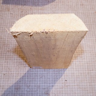 Birch approx. 320 x 140 x 40 mm, 1,0 kg