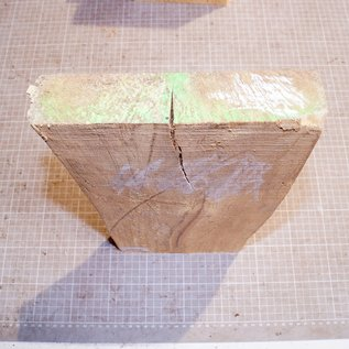 Birke schlicht ca. 340 x 160 x 40 mm, 1,5 kg