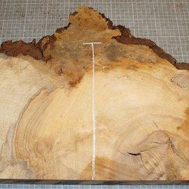Softmaple Burl approx. 450 x 270 x 52 mm, 3,5 kg