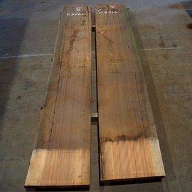 Amouk, Boiré, Tischplatte, ca. 3000 x 890 x 52 mm, 11660a+b